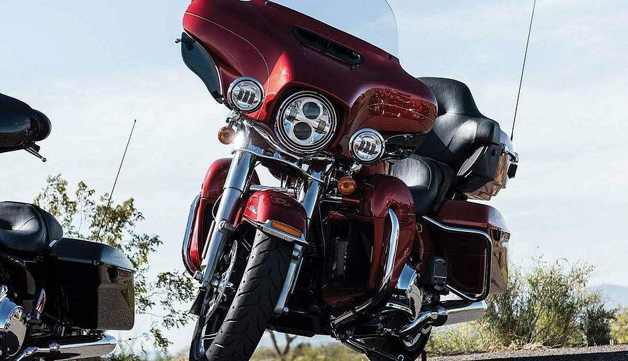 Harley Davidson FLHTK Electra Glide Ultra Limited (2014-15)