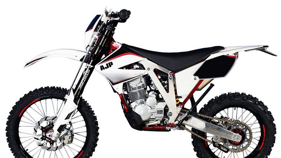 AJP PR4 240 Enduro Pro (2014)