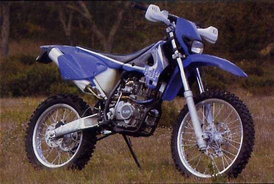 AJP PR4 125 Enduro (2003-06)