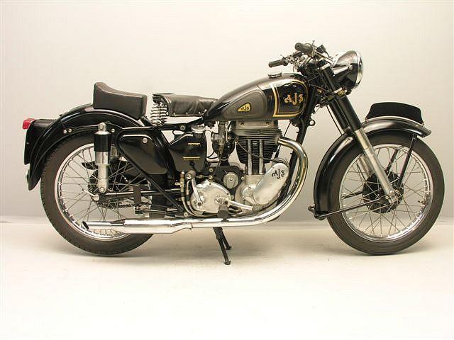 AJS MODEL 30 600 (1945-66)