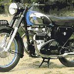 AJS MODEL 30 600 (1956)