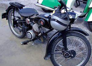 Adler M100 (1949-56)
