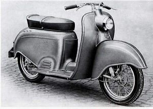 Adler Junior M100 (1955)