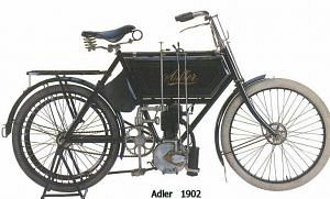 Adler 1902 to 1905 (1902)