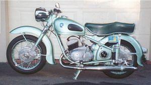 Adler MB 250 (1955)