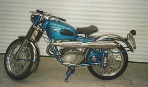Adler MB 250S (1955)