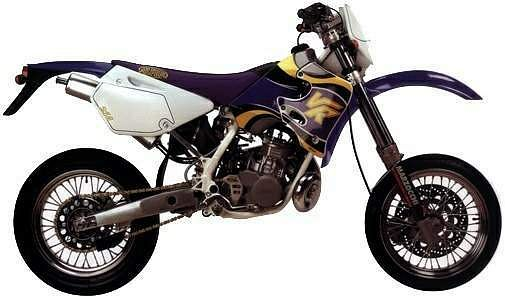 Alfer VR 2000 Supermotard (2003)