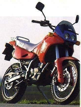 Aprilia Pegaso 125 (1993-94)