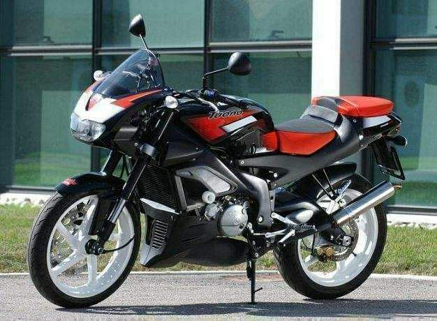 Aprilia Tuono 125 (2003-05) - MotorcycleSpecifications com