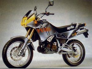 Aprilia Pegaso 125 (1991-92)