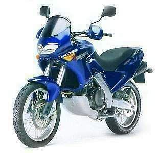 Aprilia Pegaso 650ie (2001-02)