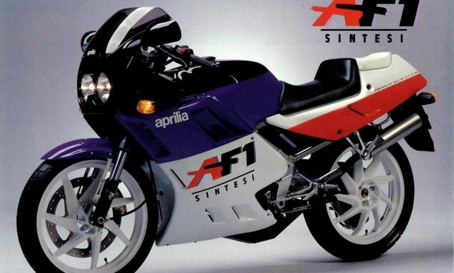 Aprilia AF1 125 Sintesi (1988)