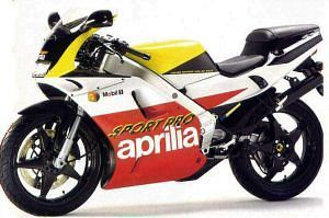 Aprilia AF1 125 Sports Pro (1992-93)
