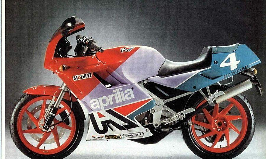 Aprilia AF1 125 Sintesi Replica (1989)