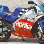 Aprilia AF1 125 Reggiani Replica (1991)