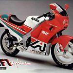 Aprilia AF1 125 Project 108 (1988)