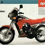 Aprilia AS 125R (1985-86)