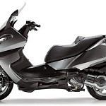 Aprilia Atlantic 400 Sprint (2007-09)
