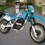 Aprilia ETX 350 (1987-88)