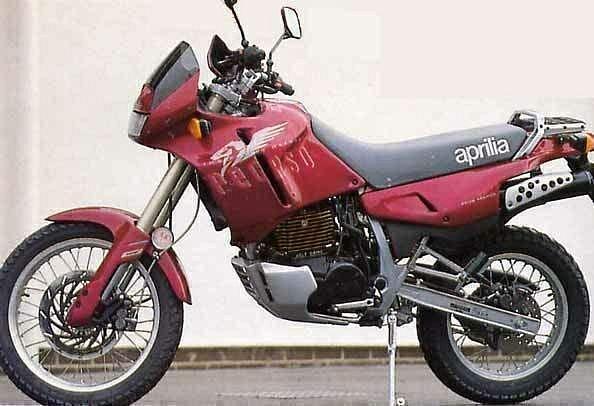 Aprilia Pegaso 600 (1990-93)