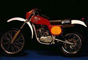 Aprilia RC 125 (1977-82)