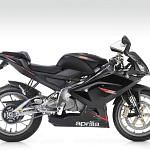 Aprilia RS125 R Full Black (2010)