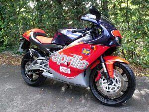Aprilia RS 125 R Valentino Rossi Replica (1999-00)