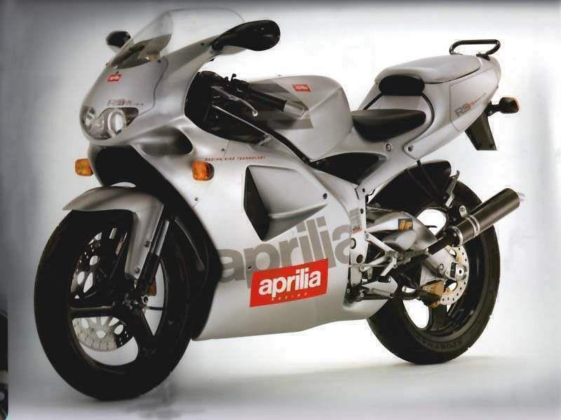 Aprilia RS 125 R (1997-98)