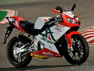 Aprilia RS125 R Max Biabbi Superbike Replica (2010)
