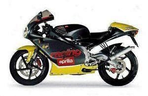 Aprilia RS 125 (2003-04)