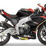 Aprilia RS4 125 Biaggi Racing Replica (2012)