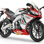 Aprilia RS4 125 Team Aprilia Alitalia Racing Replica (2011)