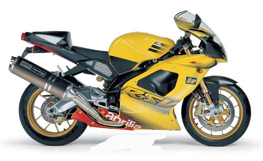 Aprilia RSV 1000 R Mille (2003)