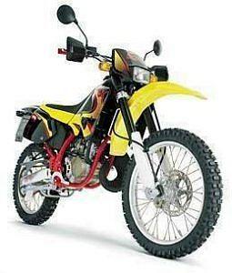 Aprilia RX125 R (2000)