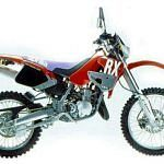 Aprilia RX125 R (1998-00)