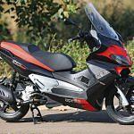 Aprilia SR Max 300 (2012-13)