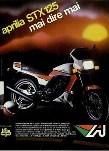 Aprilia STX 125 (1985)