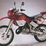 Aprilia Tuareg 125 Rally (1991-93)