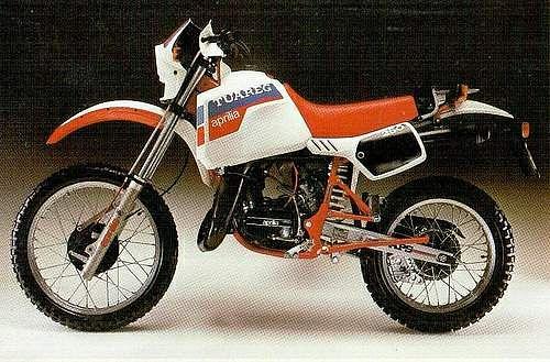 Aprilia Tuareg 125 Rally (1984)