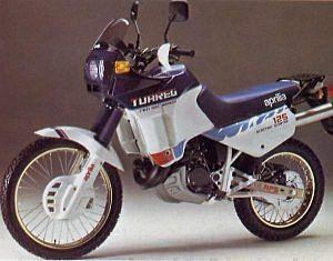 Aprilia Tuareg 125 (1987)