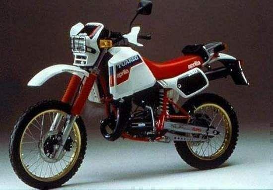 Aprilia Tuareg 250 Rally (1984-85)