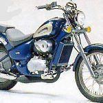 Aprilia 125 Chopper (1997-00)