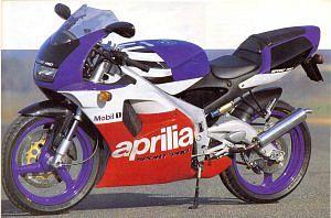 Aprilia RS 125SP Replica Loris Reggiani (1994)
