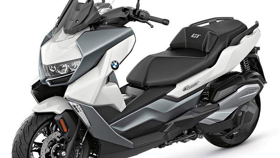 BMW C400GT (2019)