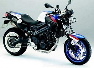 BMW F 800 R Chris Pfeiffer Edition (2009)