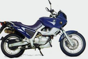 BMW F 650 ST Strada (1998)