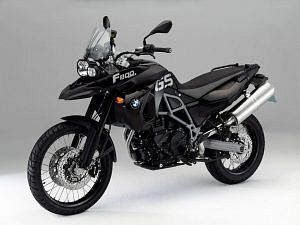 BMW F 800 GS Triple Black (2012)