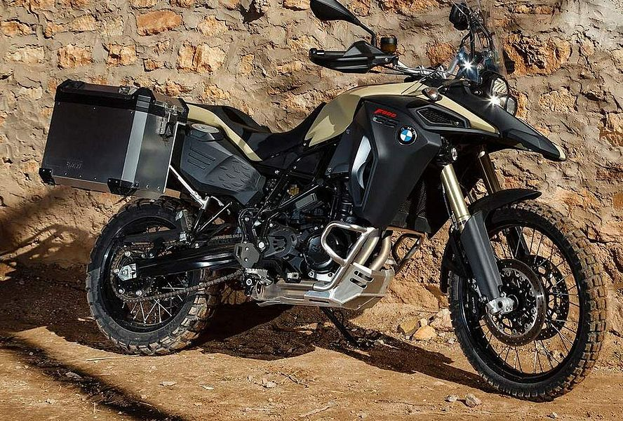 BMW F 800 GS Adventure (2013)