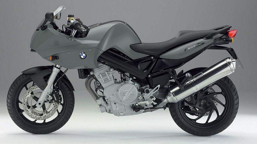 BMW F 800S (2007)