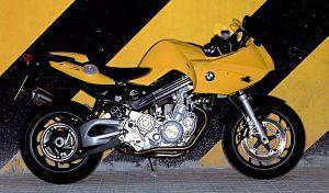 BMW F 800S (2008)
